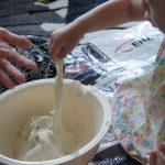 不本意ながら小麦粉の賞味期限が切れてしまったので「こむぎねんど」を作ってみた件
