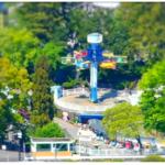 日本一懐かしい遊園地といわれる「るなぱぁく」にいってみた